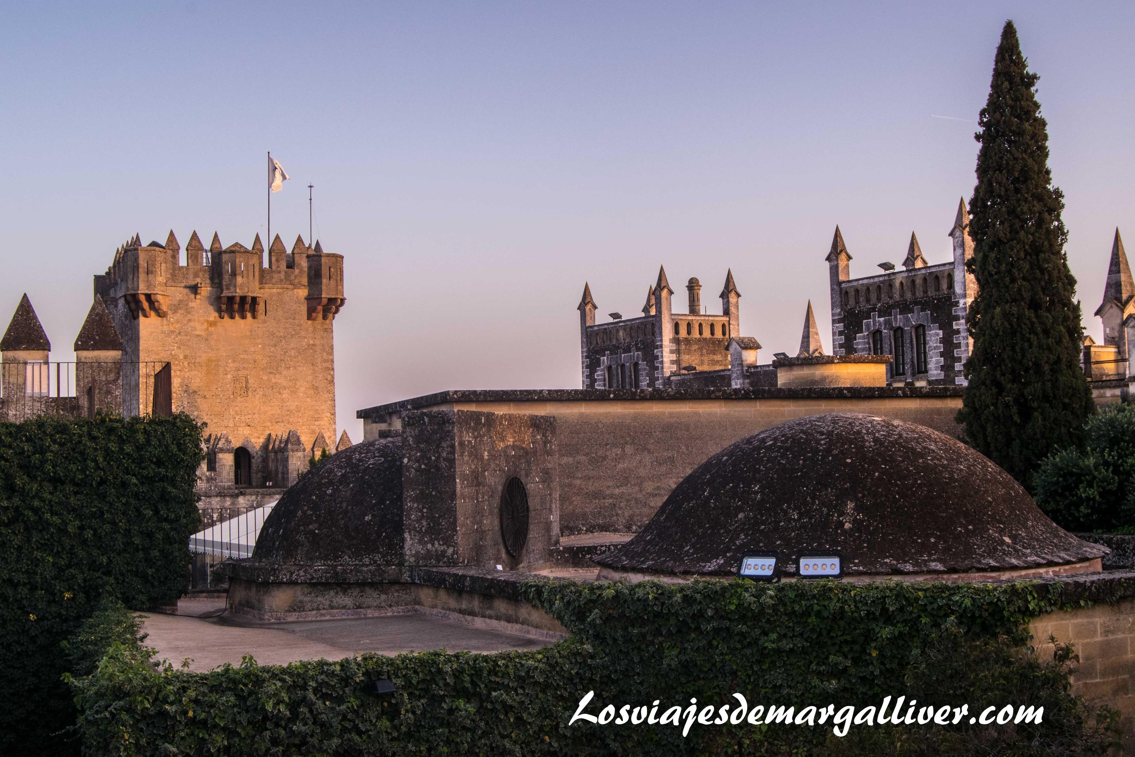 Castillo de almodovar del río en Córdoba , en la ruta de Juego de Tronos - Los viajes de Margalliver